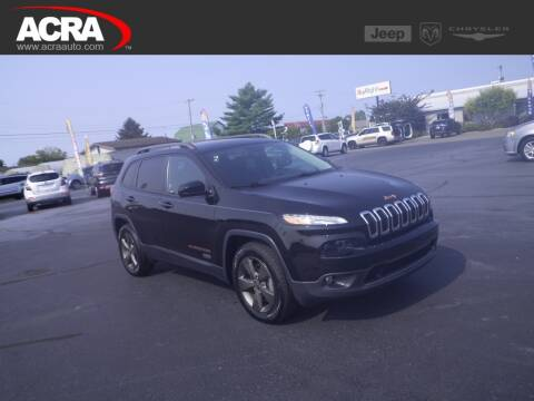 2017 Jeep Cherokee for sale at BuyRight Auto in Greensburg IN