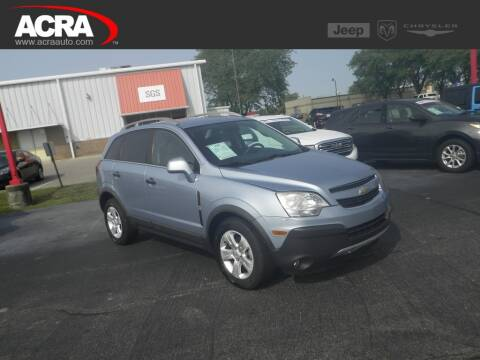2013 Chevrolet Captiva Sport Fleet for sale at BuyRight Auto in Greensburg IN