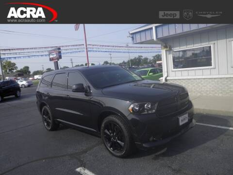 2013 Dodge Durango for sale at BuyRight Auto in Greensburg IN