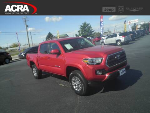 2017 Toyota Tacoma for sale at BuyRight Auto in Greensburg IN