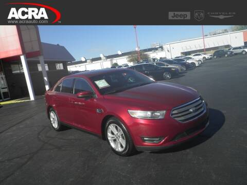 2015 Ford Taurus for sale at BuyRight Auto in Greensburg IN