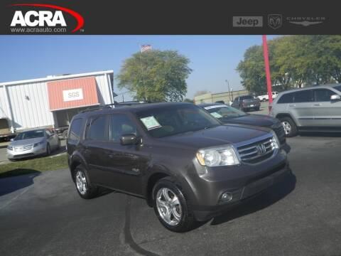 2012 Honda Pilot for sale at BuyRight Auto in Greensburg IN