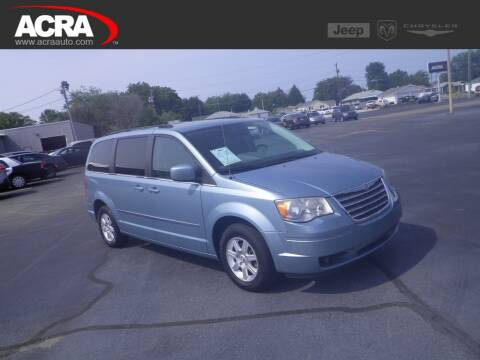 2010 Chrysler Town and Country for sale at BuyRight Auto in Greensburg IN