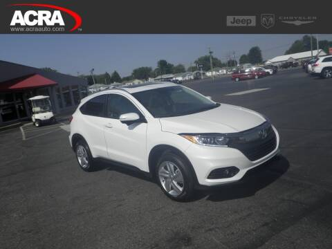 2019 Honda HR-V for sale at BuyRight Auto in Greensburg IN