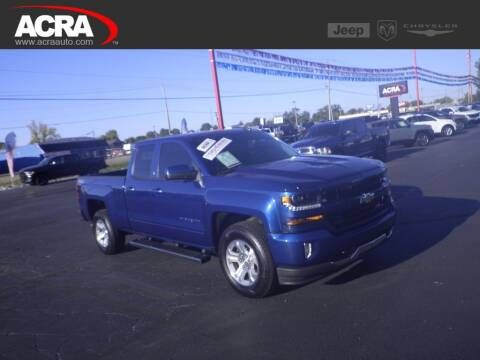 2017 Chevrolet Silverado 1500 for sale at BuyRight Auto in Greensburg IN
