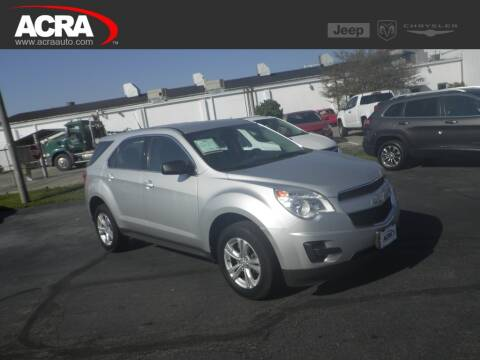 2010 Chevrolet Equinox for sale at BuyRight Auto in Greensburg IN