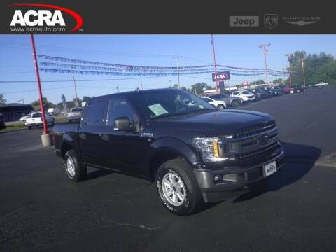 2019 Ford F-150 for sale at BuyRight Auto in Greensburg IN