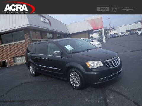 2013 Chrysler Town and Country for sale at BuyRight Auto in Greensburg IN