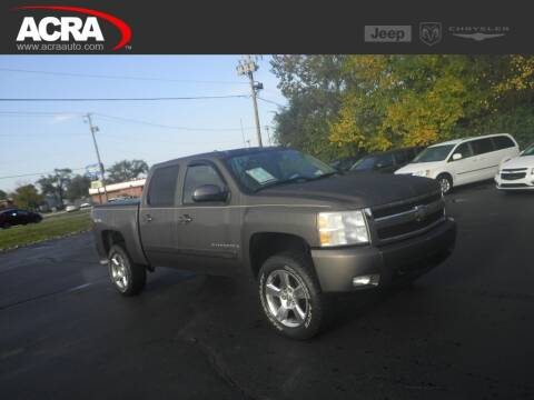 2008 Chevrolet Silverado 1500 for sale at BuyRight Auto in Greensburg IN