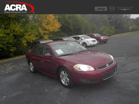 2011 Chevrolet Impala for sale at BuyRight Auto in Greensburg IN