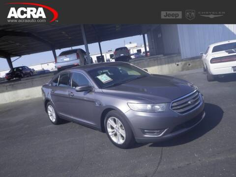 2014 Ford Taurus for sale at BuyRight Auto in Greensburg IN