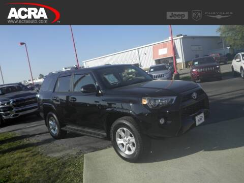2019 Toyota 4Runner for sale at BuyRight Auto in Greensburg IN