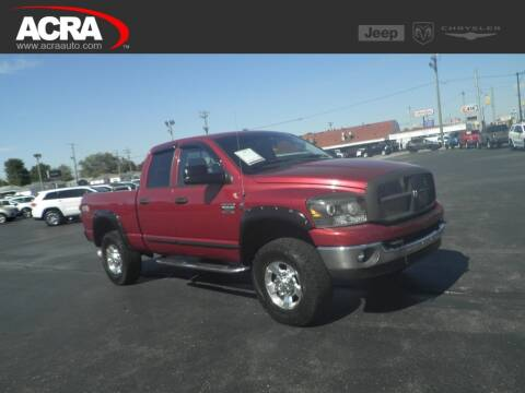 2007 Dodge Ram Pickup 2500 for sale at BuyRight Auto in Greensburg IN