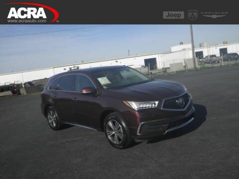 2017 Acura MDX for sale at BuyRight Auto in Greensburg IN