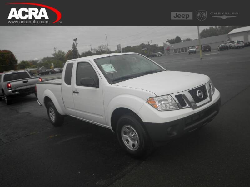 2015 Nissan Frontier for sale at BuyRight Auto in Greensburg IN