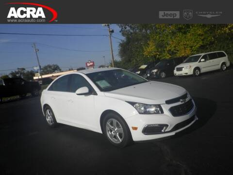 2015 Chevrolet Cruze for sale at BuyRight Auto in Greensburg IN