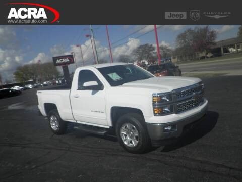 2015 Chevrolet Silverado 1500 for sale at BuyRight Auto in Greensburg IN