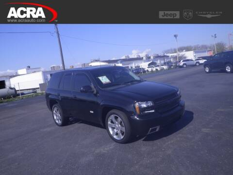 2006 Chevrolet TrailBlazer for sale at BuyRight Auto in Greensburg IN
