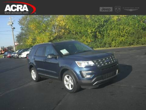2017 Ford Explorer for sale at BuyRight Auto in Greensburg IN