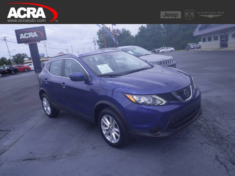 2019 Nissan Rogue Sport for sale at BuyRight Auto in Greensburg IN
