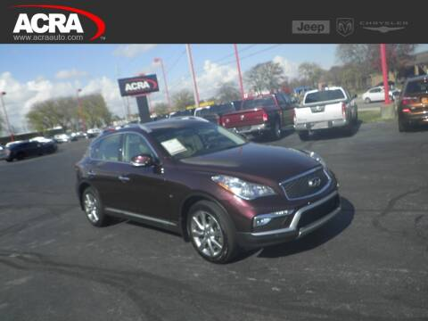 2017 Infiniti QX50 for sale at BuyRight Auto in Greensburg IN