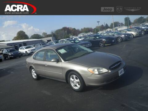 2003 Ford Taurus for sale at BuyRight Auto in Greensburg IN