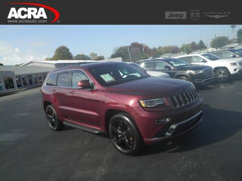 2016 Jeep Grand Cherokee for sale at BuyRight Auto in Greensburg IN