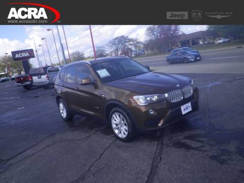 2017 BMW X3 for sale at BuyRight Auto in Greensburg IN