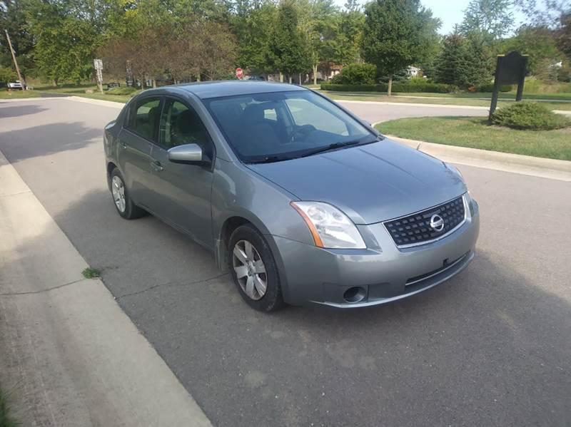 2008 Nissan Sentra car for sale in Detroit