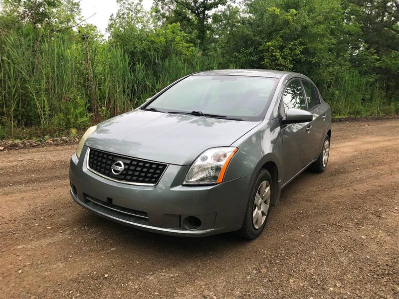 2008 Nissan Sentra car for sale in Detroit
