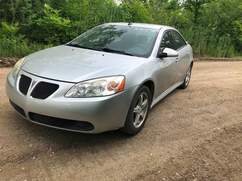 2009 Pontiac G6 car for sale in Detroit