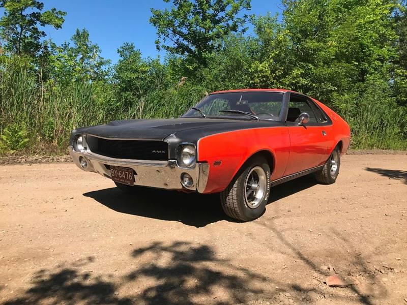 1969 Amc Amx car for sale in Detroit