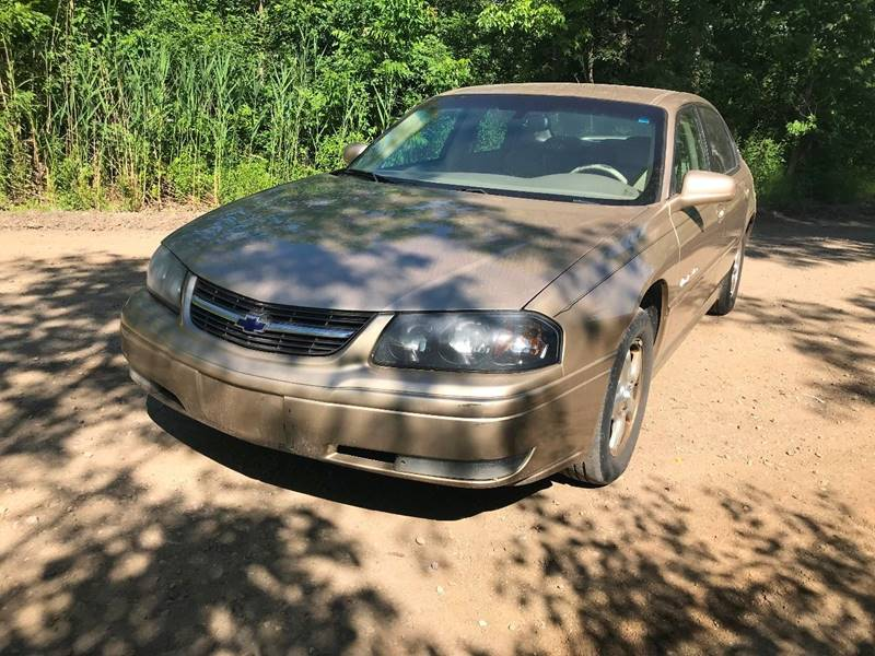 2004 Chevrolet Impala car for sale in Detroit