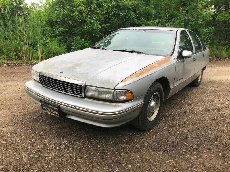 1992 Chevrolet Caprice car for sale in Detroit