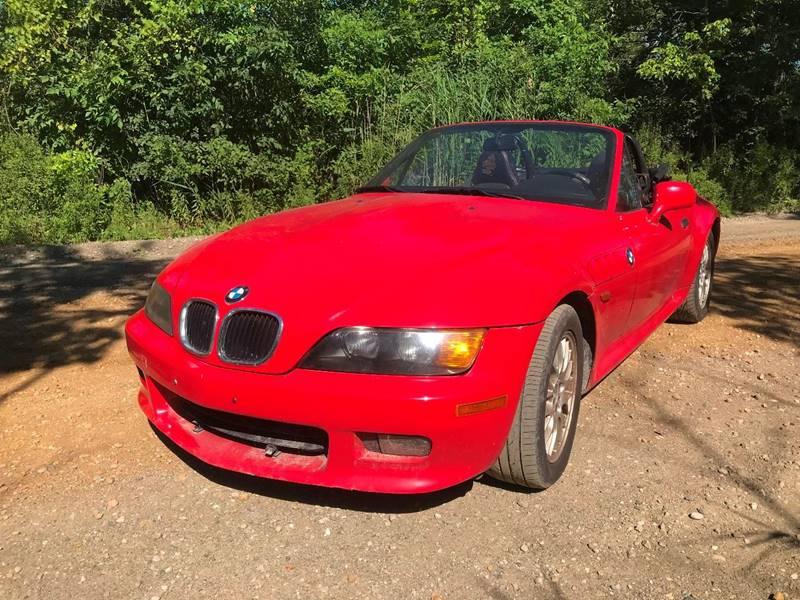 1998 Bmw Z3 car for sale in Detroit