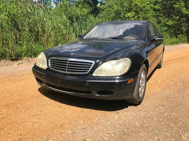 2000 Mercedes-Benz S-class car for sale in Detroit