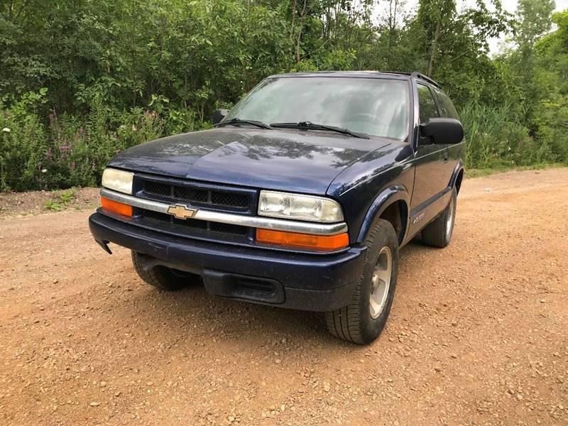 2004 Chevrolet Blazer car for sale in Detroit