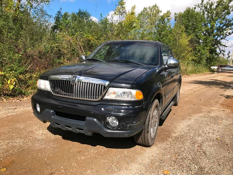 2002 Lincoln Blackwood car for sale in Detroit