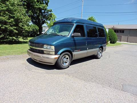 2002 Chevrolet Astro For Sale In New Milford CT