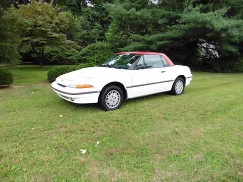 1993 Mercury Capri for sale in New Milford, CT