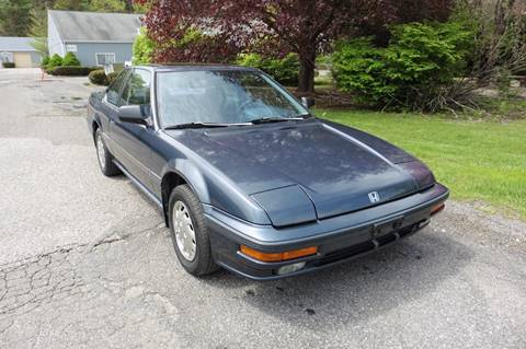 1988 Honda Prelude for sale in New Milford, CT