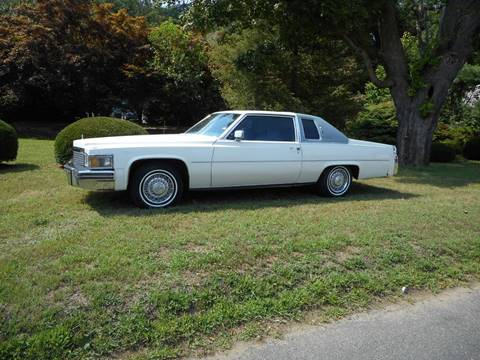 1979 Cadillac DeVille for sale in New Milford, CT