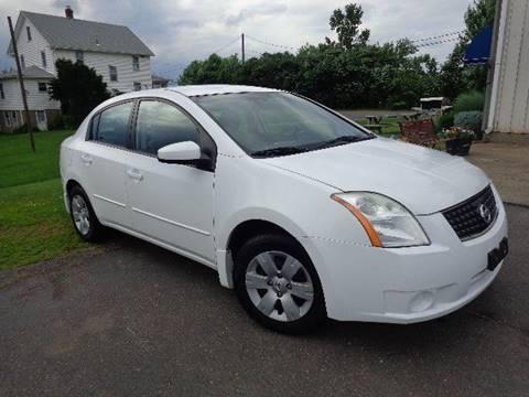2009 Nissan Sentra for sale in Ellington, CT