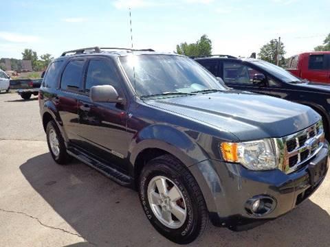 2008 Ford Escape for sale in Ellington, CT