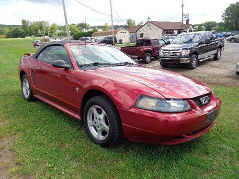 2003 Ford Mustang for sale in Ellington, CT