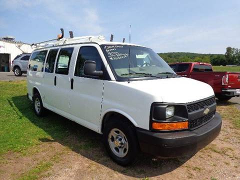2004 Chevrolet Express Cargo for sale in Ellington, CT