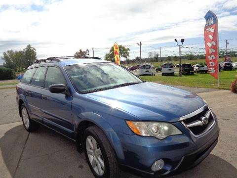 2008 Subaru Outback for sale in Ellington, CT