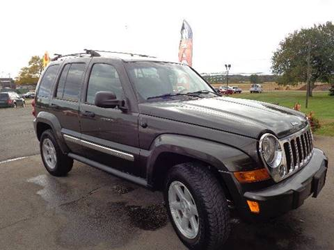 2005 Jeep Liberty for sale in Ellington, CT