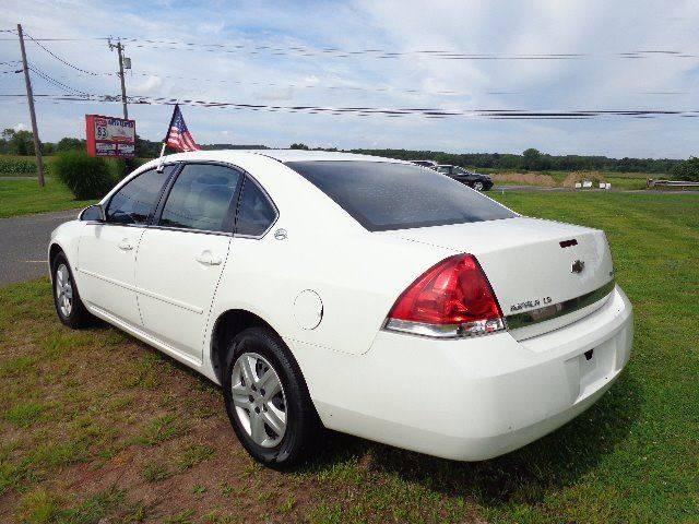2007 Chevrolet Impala LS (image 3)