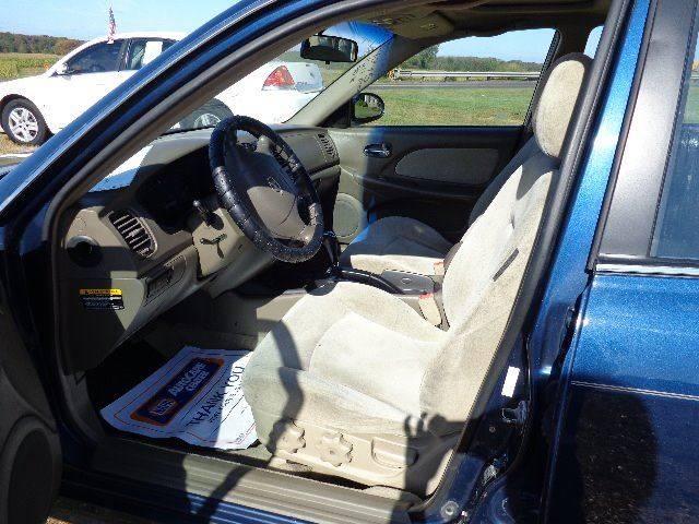 2005 Hyundai Sonata GL (image 5)